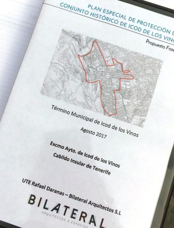 Bilateral Arquitectos - Plan Especial Icod 5