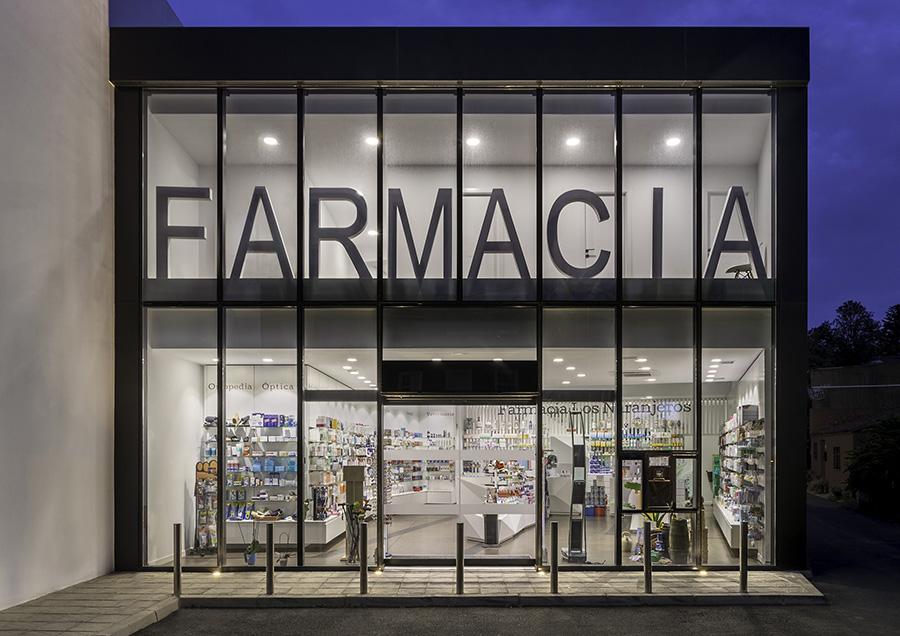 Bilateral Arquitectos - Farmacia los Naranjeros